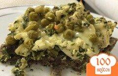 Фото рецепта: «Диетическая лазанья с курицей и шпинатом»