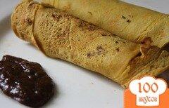 Фото рецепта: «Нутовые блины со специями»