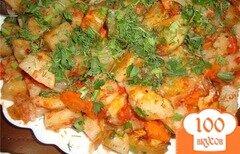 Фото рецепта: «Картошка в духовке»