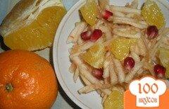 Фото рецепта: «Витаминные, быстрые салатики на завтрак»