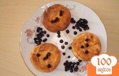 Фото рецепта: «Творожно-йогуртовая запеканка»