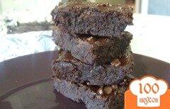 Фото рецепта: «Брауни без зерновой муки»