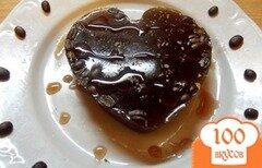 Фото рецепта: «Кофейное желе с вареньем»