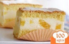 Фото рецепта: «Торт с ананасово-творожным кремом»