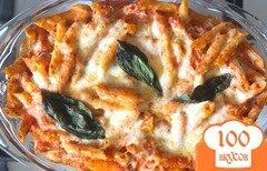 Фото рецепта: «Запеканка из пасты с сыром»