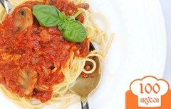 Фото рецепта: «Томатно-мясной соус»