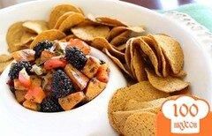 Фото рецепта: «Сальса из сладкого картофеля (батата)»