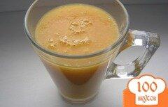 Фото рецепта: «Манговый чай»