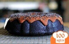 Фото рецепта: «Шоколадный торт с портером»
