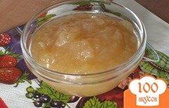 Фото рецепта: «Нежный яблочный джем»