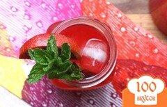 Фото рецепта: «Лимонад из красного апельсина»