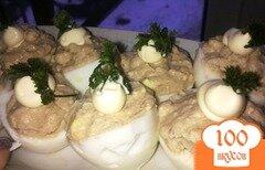 Фото рецепта: «Фаршированные яйца.»