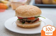 Фото рецепта: «Гамбургер»
