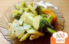 Фото рецепта: «Овощное ассорти запеченное в духовке»