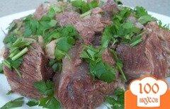 Фото рецепта: «Хашлама из говядины»
