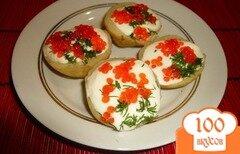 Фото рецепта: «Картофель нарядный»