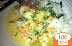 Фото рецепта: «Рис по-тайски»