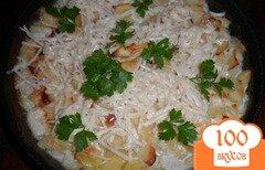 Фото рецепта: «Запеченная картофель с сыром»
