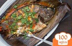 Фото рецепта: «Рыба по-индонезийски»
