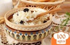 Фото рецепта: «Рисовая каша с изюмом»