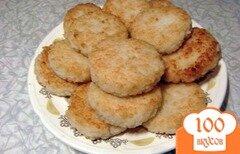 Фото рецепта: «Рисовые биточки»