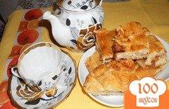 Фото рецепта: «Пирог с вареньем»