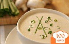Фото рецепта: «Суп-пюре из грибов»