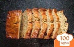 Фото рецепта: «Хлеб с бананами и морковью»