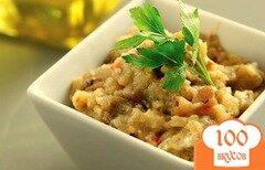 Фото рецепта: «Греческий салат из баклажанов»