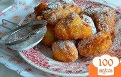 Фото рецепта: «Пончики из заварного теста»