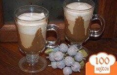 Фото рецепта: «Кофе с ириш кремом и шоколадом»