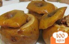 Фото рецепта: «Яблоки из духовки»