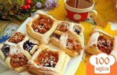 Фото рецепта: «Слоеные пирожки с тыквой»