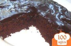 Фото рецепта: «Пирог из микроволновки»