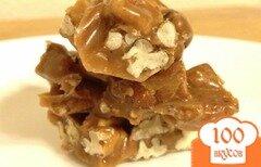 Фото рецепта: «Домашние конфеты с орехом пекан»