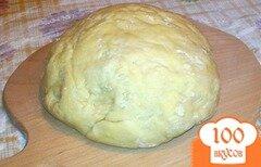 Фото рецепта: «Тесто для вареников по ГОСТу»