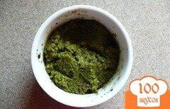 Фото рецепта: «Песто с базиликом и семечками»