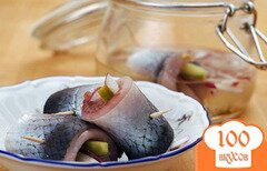 Фото рецепта: «Рыба по-немецки»