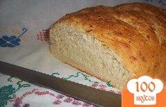 Фото рецепта: «Творожно-сырная булка»