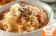 Фото рецепта: «Таро с вареным рисом»