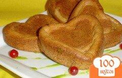 Фото рецепта: «Блинные булочки к завтраку.»