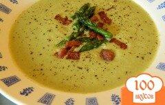 Фото рецепта: «Суп со спаржей»