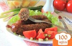 Фото рецепта: «Домашние колбаски»