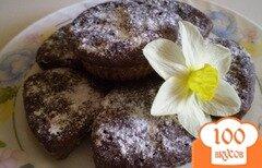 Фото рецепта: «Шоколадные кексы с тыквой»