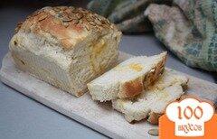 Фото рецепта: «Тыквенный хлеб»