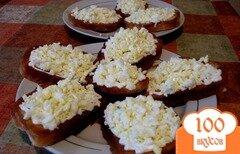 Фото рецепта: «Бутерброды с яйцом и чесноком»