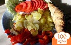 Фото рецепта: «Слоеное тесто (быстрого приготовления)»