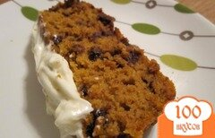 Фото рецепта: «Морковно-тыквенный хлеб»