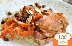 Фото рецепта: «Куриные бедрышки по-мароккански»