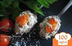 Фото рецепта: «Закусочная паста с тунцом»